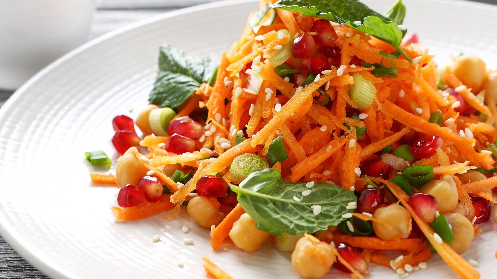 Orientalischer Salat Groß